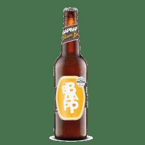 BAPBAP Blanc BEC bière brassée à Paris
