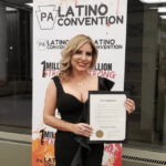 The PA Latino Convention was held in the Cohen Room in 2019