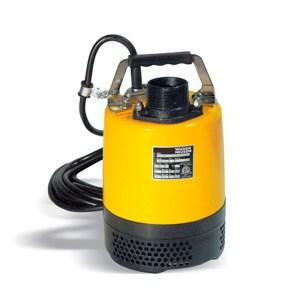 Bomba sumergible Wakcer Neuson mod-PS2 500 BAP Maquinaria