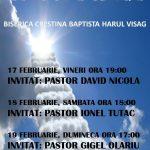 Evanghelizare la Visag