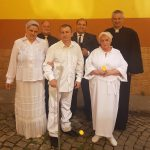 Botez la Biserica Baptistă Speranța din Anina