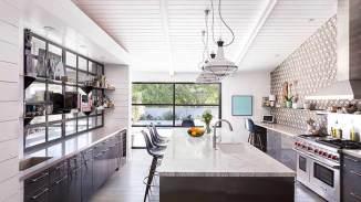 Arto Ryan Brown House Kitchen