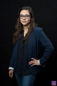 Portraits agent d'accueil Baptiste Gamby Photographe Architecture Grenoble Portraits Trombinoscopes entreprises Photographie d'art