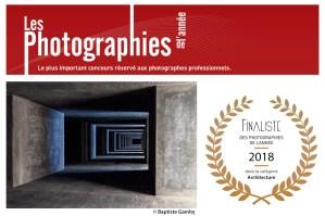 Baptiste Gamby Photographe France Grenoble -Baptiste Gamby fait partit des Photographies de l'année 2018 professions photographe le plus important concours de photographie réservé au photographe professionnel en france