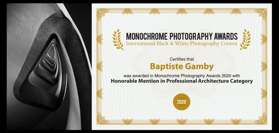 Monochrome Awards 2020