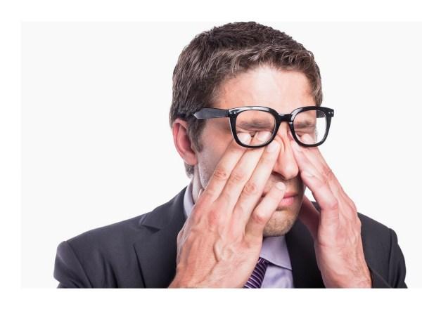 Chronic Dry Eye Symptoms