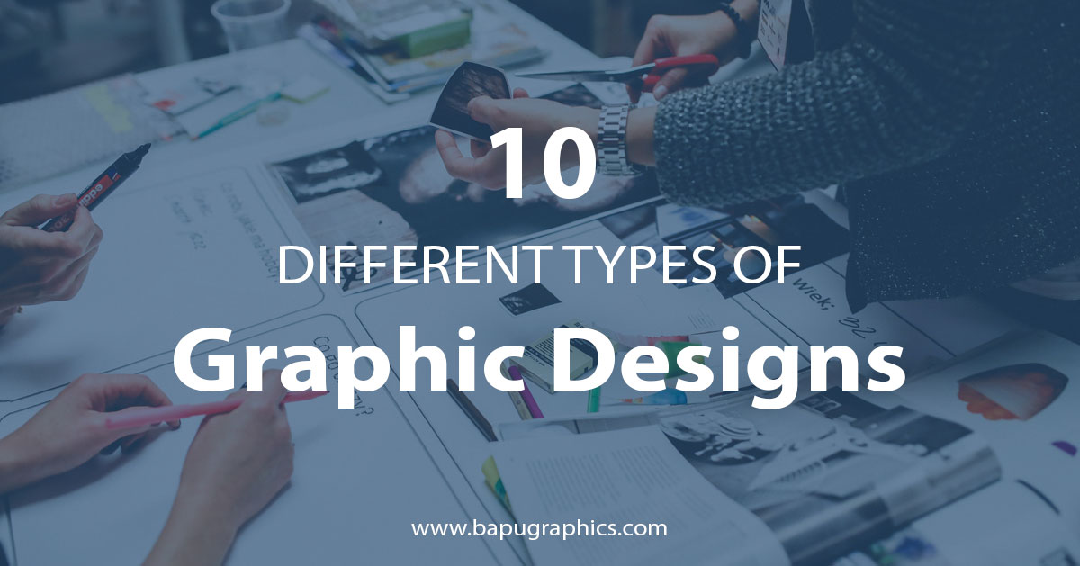 Different Types Of Graphic Designs