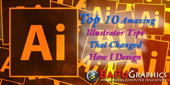 10 Amazing Illustrator Tips That Changed How I Design