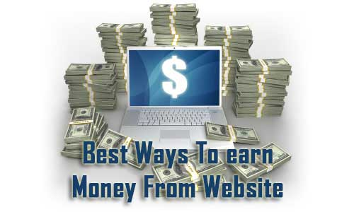 Best Ways To earn Money From Website