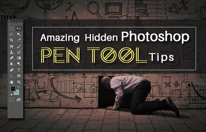 Amazing Hidden Photoshop Pen Tool Tips