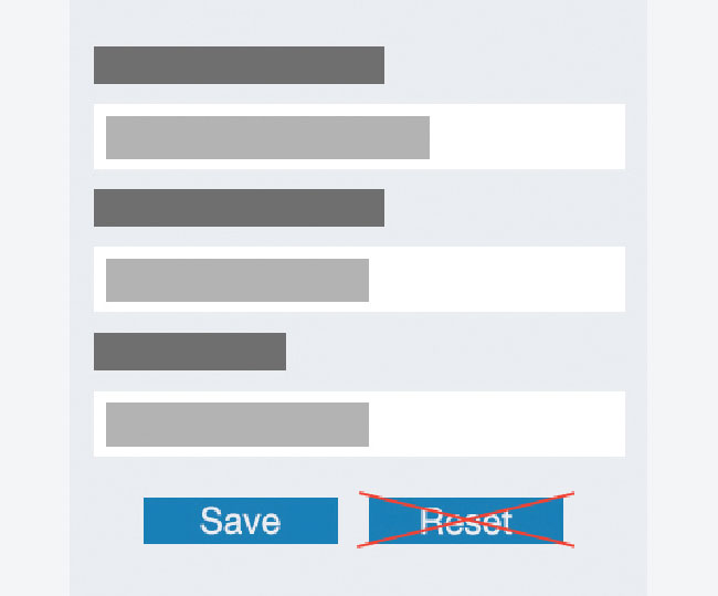 user-friendly web forms