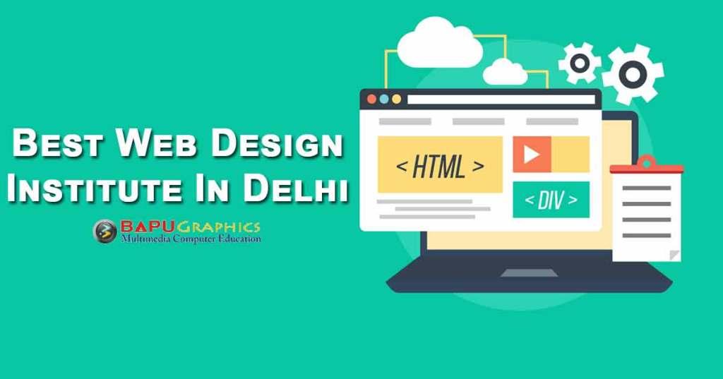 Web Designing Course Institute in Delhi