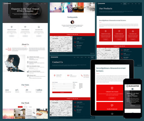 Best Free Website Layouts For Download