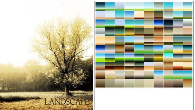 Download Adobe Photoshop Gradients