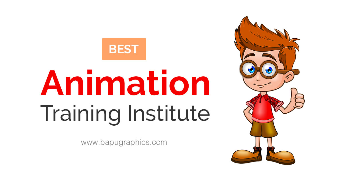 Best Animation Training Institute, Learn Animation Courses