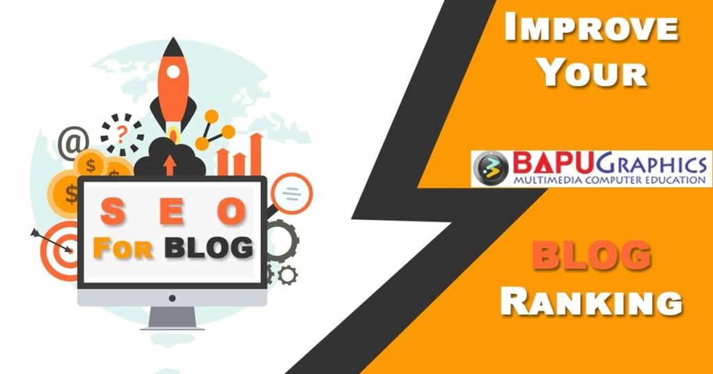 Improve Blog Ranking