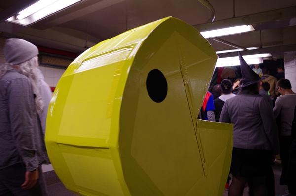 Pacman Halloween