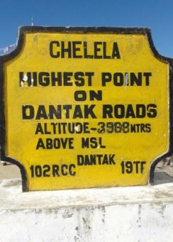 col de Chelela au Bhoutan - blog Bar à Voyages