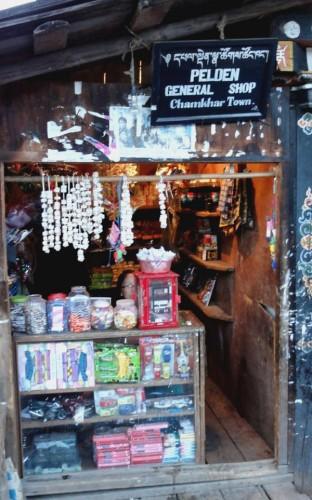 Echoppe bhoutanaise - blog Bar à Voyages