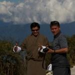 Sourire de notre guide au Bhoutan - blog bar a voyages