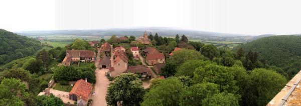Brancion en Bourgogne - blog voyages Le Bar à Voyages
