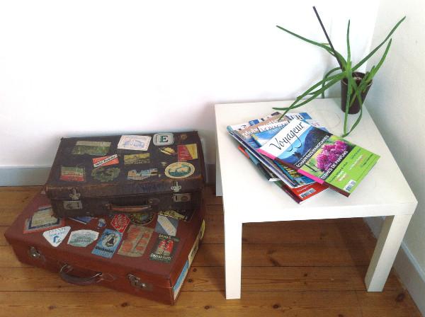 Déco chez Claire du blog Bar à Voyages