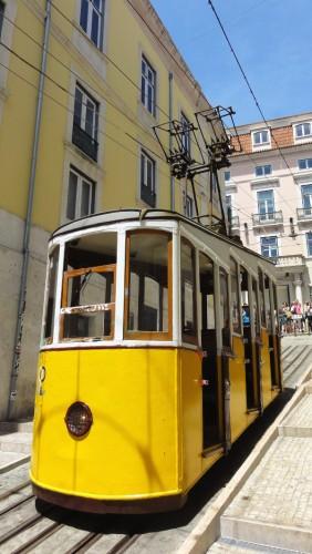 Funiculaire da Bica Lisbonne - blog Bar a? Voyages