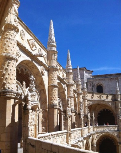Monastère des Hiéronymites Belem/Lisbonne - blog Bar a? Voyages