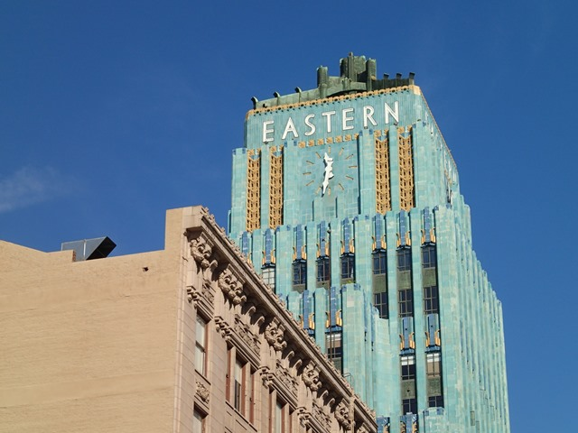 Historic Downtown Los Angeles