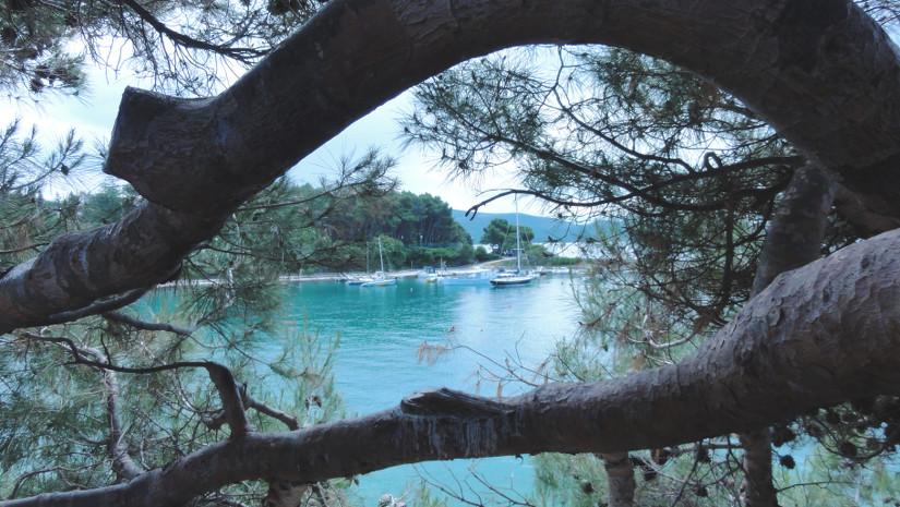 Krk Croatie - blog Bar a Voyages