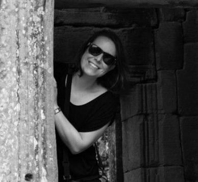 Sophie, pilier de bar du blog Bar à Voyages
