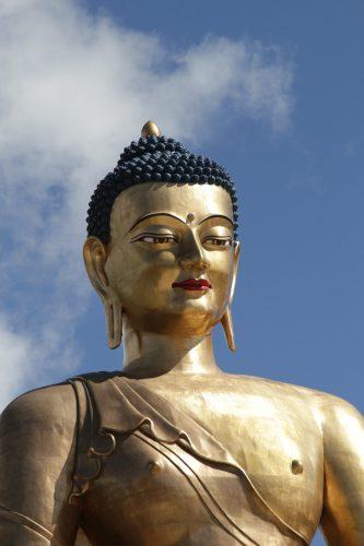 bouddha - Bhoutan - blog Bar a Voyages