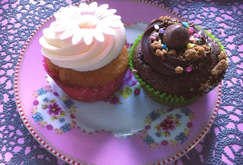 cupcakes de chez Made With Love à Capbreton - blog Bar a Voyages
