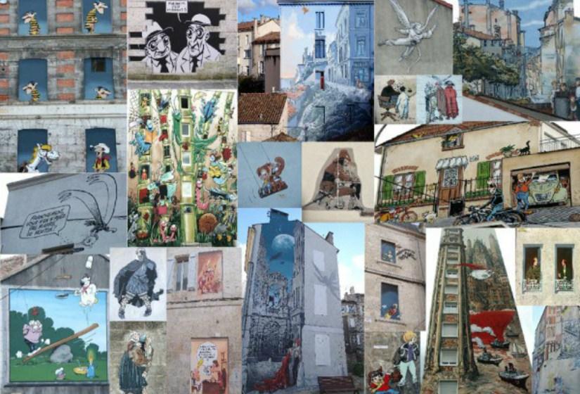 murs peints a angouleme - blog Bar a Voyages