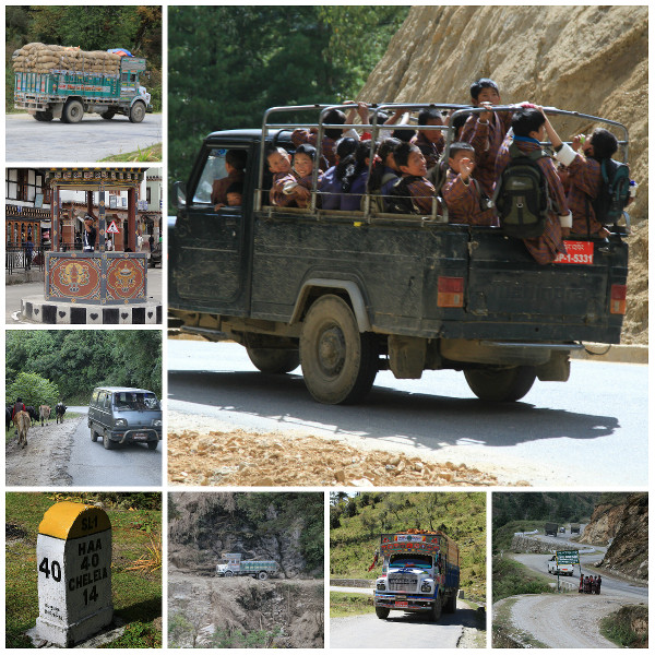 routes au Bhoutan - blog Bar a Voyages