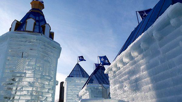 Le Palais de glace de Québec ©Franck/Le Bar à Voyages