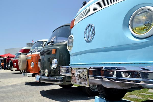 Combi Volkswagen... certains les collectionnent ! ©Yos_SS