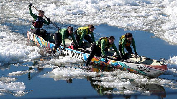 Un vrai sport d'équipe ©Franck/Le Bar à Voyages