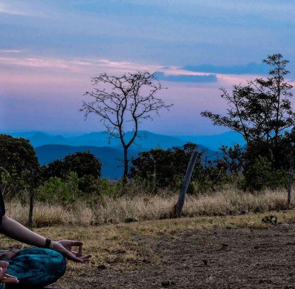Yoga à Pirenópolis ©Felipe Mendes