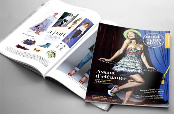 Magazines Mode et Tendances Berry