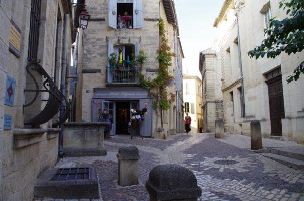 Rue Uzès