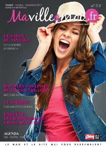 Couverture magazine MaVilleAMoi.fr32