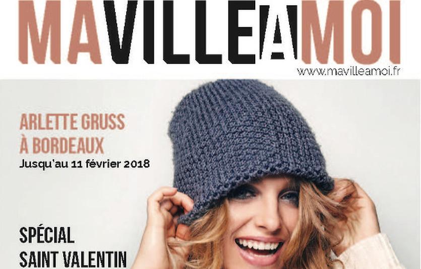 Couverture du magazine MaVilleAMoi n°34