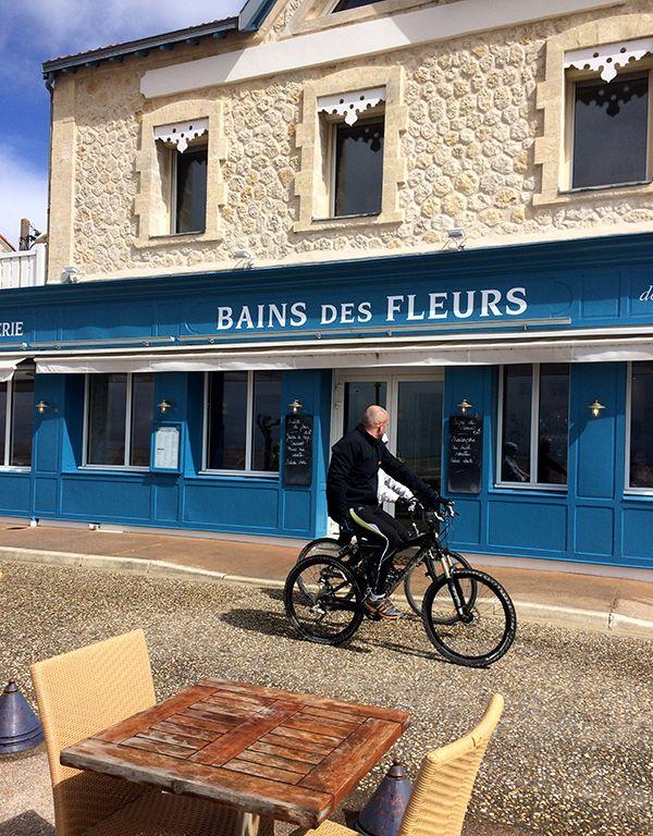 Bains des Fleurs, véritable institution à Châtelaillon