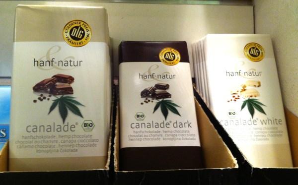chocolat au cannabis - blog Bar à Voyages