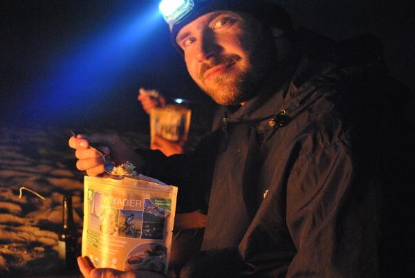 nourriture hyophilisée - raid en pirogue - blog Bar à Voyages