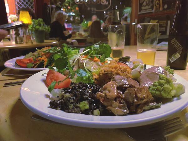 restaurant De Bolhoed - copyright Jopie Louwe Kooijmans - blog Bar à Voyages