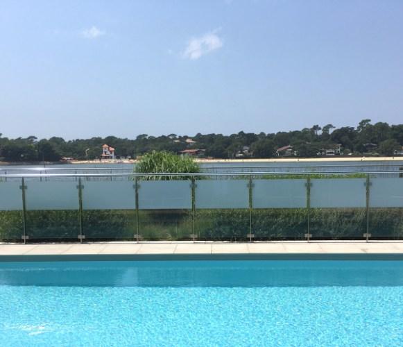 piscine Villa Seren à Hossegor - blog Bar à Voyages