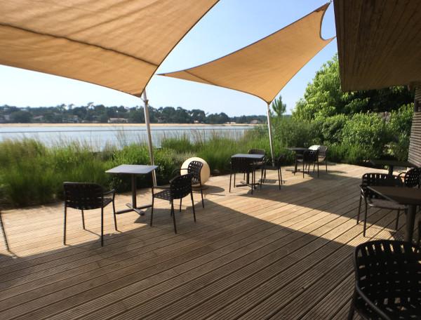 terrasse Villa Seren à Hossegor - blog Bar à Voyages