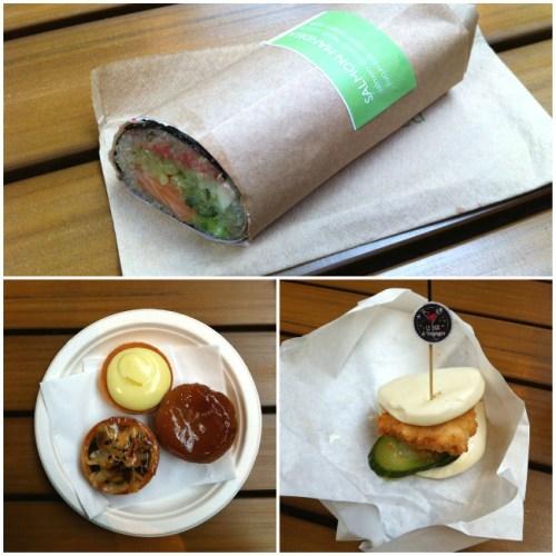 nourriture Food Hallen - blog Bar à Voyages